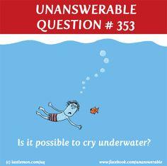 Weird Unanswered Questions 7