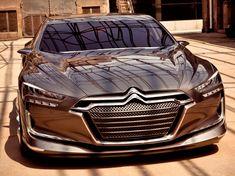 French Concept Cars: CitroA�n Metropolis Concept