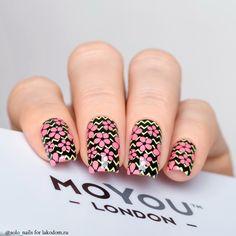 Пластина для стемпинга MoYou London Tropical 14 - купить с доставкой по Москве, CПб и всей России.