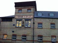 Adnams Brewery Tour in Southwold, Suffolk