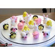 How to make #Easter Cupcake figures