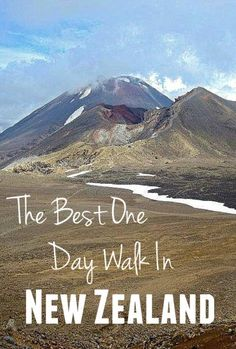 Tongariro Crossing - The Best One Day Walk in New Zealand - Migrating Miss