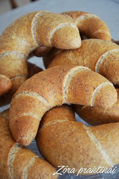 Piece Of Bread, Healthy Cake, Dough Recipe, Garlic Bread, Baked Goods, Bakery, Food And Drink, Cooking, Breakfast