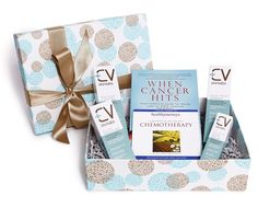 Skin Cancer Survival Gift Set  Skin Healing and Soothing Relief