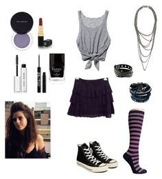 A fashion look from April 2015 featuring free people tank, Comptoir Des Cotonniers and brown socks. Browse and shop related looks. Teen Fashion Outfits, All Fashion, Aesthetic Fashion, Aesthetic Clothes, Effy Stonem Style, Gothic Outfits, Teenager Outfits, Grunge Fashion, Diy Clothes