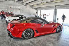 Ferrari 599XX   |    Like,Repin, Follow for more