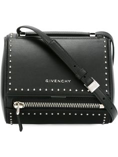 Givenchy Mini 'pandora Box' Crossbody Bag - Tiziana Fausti - Farfetch.com
