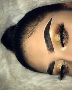 31dfb926600 pin | bellaxlovee ☆ Sexy Eye Makeup, Glam Makeup, Flawless Makeup, Makeup