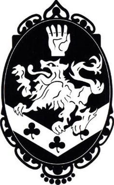 Europe family crests nobility of black