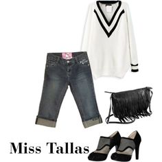 Miss Tallas by alejandroflavia811 on Polyvore featuring moda