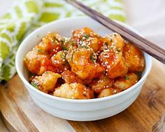 Thai Sweet Chili Chicken - Easy Recipes at RasaMalaysia.com