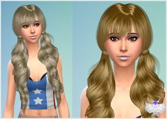 David Sims: 3 Converted Raonjena Hairs