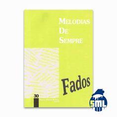 Livros com músicas e letras de fados, edição de Manuel Pereira Resende, Compre online no site do Salão Musical de Lisboa