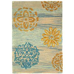 @Overstock - Beautify your home with a contemporary wool rug  Area rug features a hand-tufted modern design  Bold floor rug displays stunning gem tones of blue, beige and goldhttp://www.overstock.com/Home-Garden/Handmade-Rodeo-Drive-Blox-Blue-Multi-N.Z.-Wool-Rug-2-x-3/3994479/product.html?CID=214117 $25.64