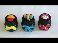 Potinhos feitos com tampas de garrafa pet,AMEI ESTA IDEIA DE REAPROVEITAR AS TAMPAS DE GARRAFAS,LINDISSIMO TRABALHO