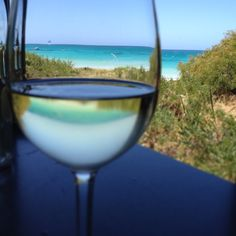 Bunker bay Australia. The perfect place to drink wine.