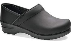 Available in black, Dansko Professional Clogs are the perfect leather nursing clogs & are comparable to athletic footwear. Shop for yours at Uniforms & Scrubs. Dansko Nursing Shoes, Best Nursing Shoes, Dansko Shoes, Clogs Shoes, Shoe Boots, Most Comfortable Work Boots, Chef Shoes, Leather Socks, Boots