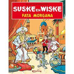 Suske en Wiske - Fata Morgana - suskeenwiskeshop.com
