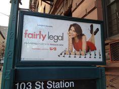 Fairly Legal - February 2012 - NYC