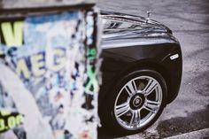Rolls-Royce Wraith – 4 Blickwinkel (Teil 3): Mit Lina van der Mars von Moritz Thau für Heldth