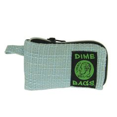 "Dime Bags 5"" Padded Pouches  The Dime Bags 5"" Padded Pouches are very popular because they are economical, durable, stylish and well built. The wallet sized padded hemp pouches are designed to provide protection for your glass pieces, and they do! Perfect for a small chillum, blunt, or other small hand pipe. Available in Grey, Light Blue, Pink or Tan at nextbardo.com  #dimebags #pipecase #onlinesmokeshop #nextbardo #smoke #smokeshop #onlineheadshop #pipepouch #pipepack #hemppouch #hempcase"