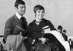 Vidal Sassoon's iconic haircuts - Beverly Adams chic pixie