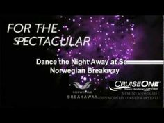 CruiseOne, Siemens & Associates Presents - Norwegian Breakaway - Dance the Night Away! Experience the Night Life on the NEW Norwegian Breakaway. Enjoy the Video and give us a call today 877-7 GO CRUISE or visit us on the web at SiemensTravel.com