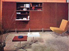 Pierre Guariche Modern Furniture, Furniture Design, Pierre Guariche, Interior And Exterior, Interior Design, Vintage Interiors, Space Age, Mid Century Design, Furnitures