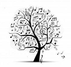 arbol musical de la vida
