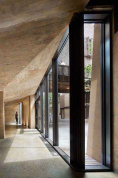 Saarinen's Morse and Stiles College Reno/Expansion, Yale University - KieranTimberlake