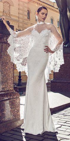 Nurit Hen 2016 White Heart Bridal Collection Wedding Dresses