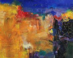 Pequeña caja pintura 1086 pintura al óleo por hiroshimatsumoto
