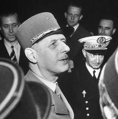 Charles De Gaulle - President of France