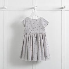 Spot Sequin Dress | The Little White Company