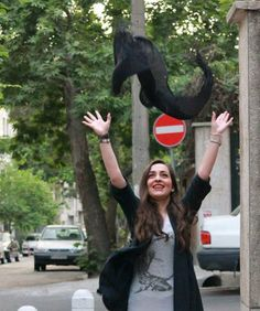 Stealthy freedom. Iran.