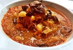 Trend: Masožrout – Page 8 – Snědeno. Jamie Oliver, Chili, Eat, Cooking, Soups, Kitchen, Chile, Soup, Chilis