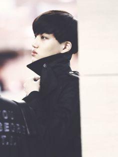 the most beautiful human being #jongin <3