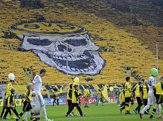 Borussia Dortmund supporters