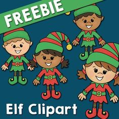 Christmas Elf Clipart by Top Teaching Tidbits Free Clipart For Teachers, Teachers Pay Teachers Free, Preschool Christmas, Christmas Elf, Xmas Clip Art, Elf Clipart, Christmas Clipart Free, Classroom Clipart, Vip Kid