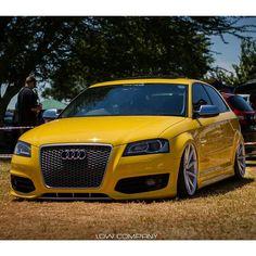 "campallroad: ""Shot via lowcompany of a beauty of an #RS3 | #Audi #Avant #Sportback @vossenwheels #becausebags #campallroad http://t.co/g5lJQ18eK5 """