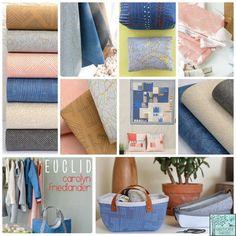 Carolyn Friedlander - Euclid Essex Fabric Collection