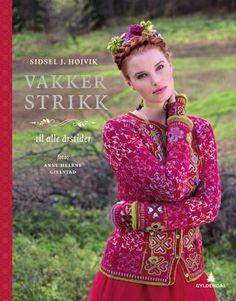 Vakker strikk til alle årstider -- Gyldendal Norsk Forlag