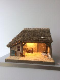 1 million+ Stunning Free Images to Use Anywhere Christmas Crib Ideas, Christmas Manger, Christmas Nativity Scene, Christmas Wood, Christmas Crafts, Christmas Decorations, Nativity Stable, Nativity Crafts, Marianne Design