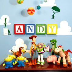 Our step by step guide showing you how to paint Toy Story clouds of your own. Pictures of our Ultimate Toy Story Nursery.