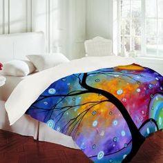 "DENY Designs Home Accessories | Madart Inc. ""Winter Sparkle"" Duvet Cover"