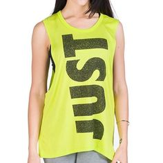 Nike Signal Muscle Tank Brand new with tags. Never worn. Nike Tops Muscle Tees
