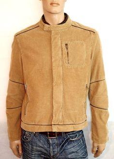 Wonderful Corduroy Beige Man Jacket Cotton Blend Size L MOSCHINO Jeans Giubbotto Bomber Uomo Velluto Coste Beige Pelle Marrone Taglia 50 di BeHappieWorld su Etsy