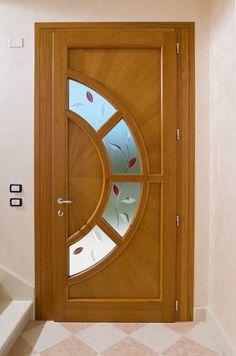 Pooja Room Door Design, Bedroom Door Design, Door Gate Design, Door Design Interior, Wooden Glass Door, Wooden Front Door Design, Wooden Front Doors, Door Design Images, Single Door Design