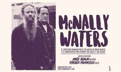 McNally y Waters en Argentina