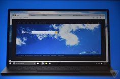 Microsoft revela oficialmente o Projecto Spartan